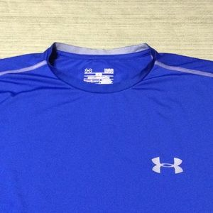 UNDER ARMOUR BEAUTIFUL SPORT TOP FITTED HEATGEAR